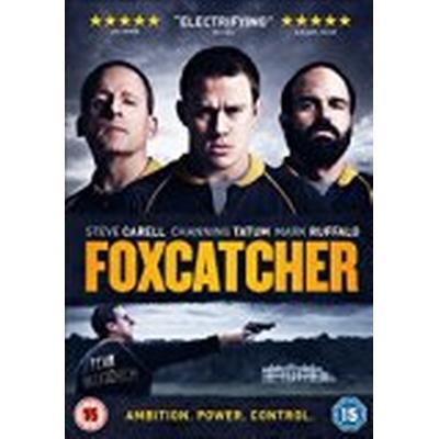 Foxcatcher [DVD] [2015]